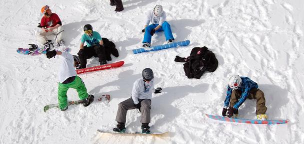 Jasper Marmot Basin Freewheel Battle of the Boards