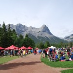 Pancake Breakfast, Canmore