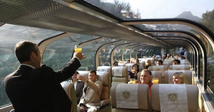 Rocky Mountaineer GoldLeaf Deal