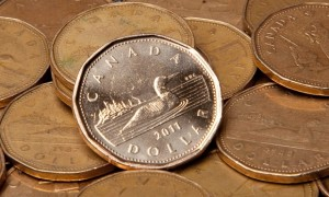 "The Canadian Dollar [""Loonie""]"