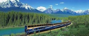 Rocky Mountaineer Train, Morant's Curve